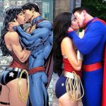 New 52 Superman And Wonder Woman by Clair85
