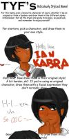 TYF Style Meme: Ian Kabra by Isacax