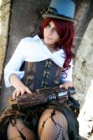Steampunk (2012) by Mitchi-chann