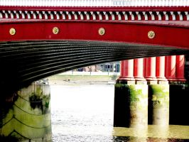 Red Bridge, London by itsallforyousir