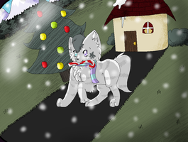 Contest Entry: Peppermint Winter by BUNGAL0W