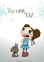 Dorothy and Toto by DanielHurd