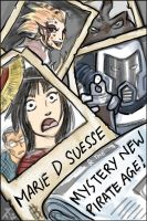 Marie D Suesse and The Mystery New Pirate Age! by PingTeo
