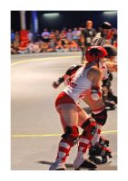 houston roller derby 191 by JamesDManley