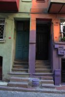 colorful (?) life in balat by trawellness
