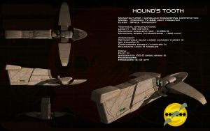 Hounds Tooth ortho by unusualsuspex