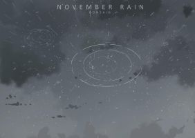 November Rain by donsaid