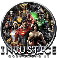 Injustice Gods Among Us by C3D49