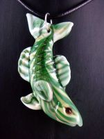 fishie pendant 7 by wickedglass