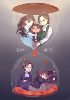 Time Forbid You to Stay Alive by momorie