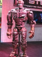 Real Steel Atom by wfbarton