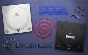 15 Years of Dreamcast by BLUEamnesiac