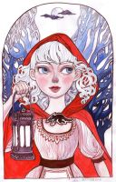 Red Riding Hood by rynarts