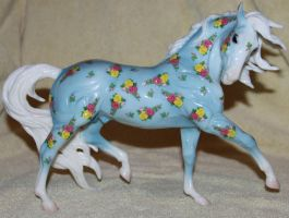 Breyerfest Prince Of Chintz- Stock 1 by Lovely-DreamCatcher