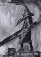 Pyramid Head by MissCorrieHardy