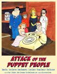 Attack of the Puppet People poster by Gulliver63