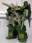 Hardhead The Wrecker by forever-at-peace