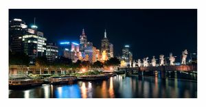 Melbourne After Hours by Cameron-Jung