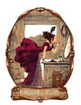 Saloon Girl by Tentopet