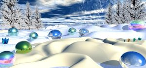 snow by isider