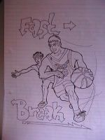 Baller Fastbreak by FATRATKING