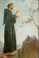 St. Francis of Assisi by NewYorkArtistFrancis