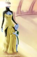 First Story: She loved yellow by IzoldeDeith