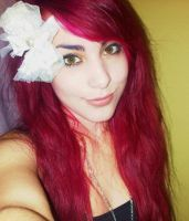 Pink hair by lovexmyxlifex