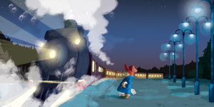 Paddington by Lelpel