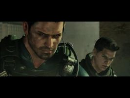 RE6 Trailer 2 Screenshot by redfield37