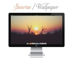 Sunrise Wallpaper by bokehlicia