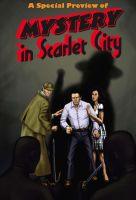 Scarlet City: Cover 1 by 626elemental