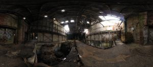 Annealing Room Panorama by PotSTOCK