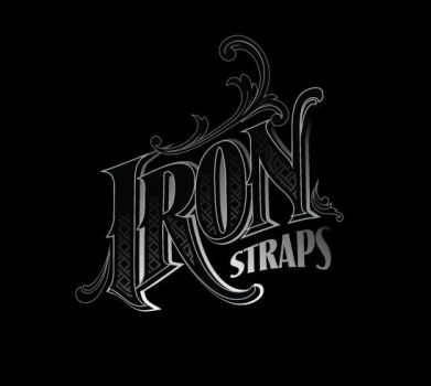 Iron Straps Company Logo by cre8iv-B