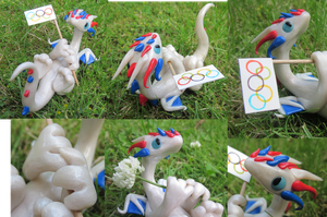 olympic dragon SOLD by ripple09
