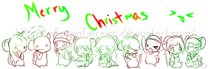 -Preview- Merry Christmas by Fierying