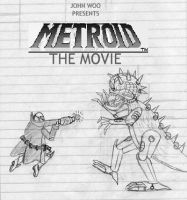 Metroid: The Movie 1 by RagnarokKnight