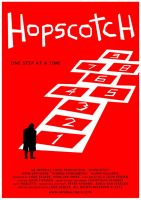 Hopscotch filmposter by PiusInk