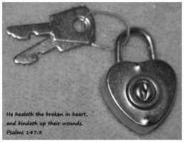 Lock and Keys Scripture by shawn529