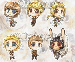 Extra-SD-Project FFXII by oOFlorianeOo