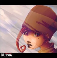 Russian Girl by MastaHicks