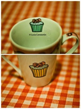 Cupcake by LuciaConstantin