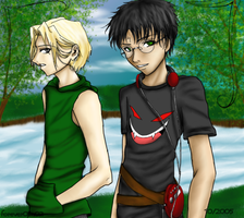 HPDM - Nature Walk by forever01n02