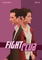 Fight Club by monsteroftheid