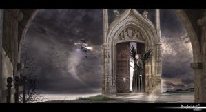 mystic gate by Bergkristalle