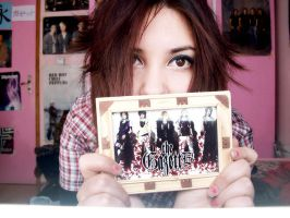 Me and Gazette by LoveAsia