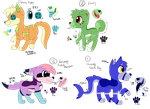 :OPEN: $$ Canine Adoptables [+SPECIAL OFFER] by MelchiorFlyer