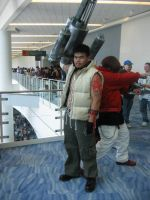 Barret Cosplay by Knightfourteen