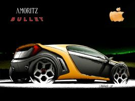 Bullet 2 by cananea