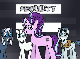 Starlight Equality by DJgames